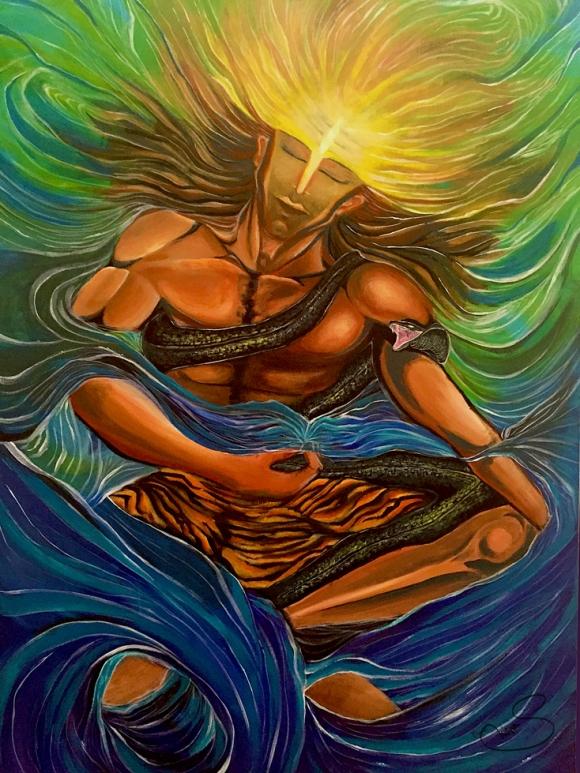 Shiva By Shilpa Tripathi