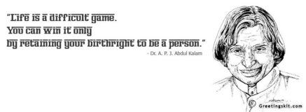 Abdul Kalam RIP