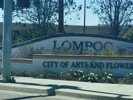 Pacific Coast Highway Stop 3: City of Lompoc