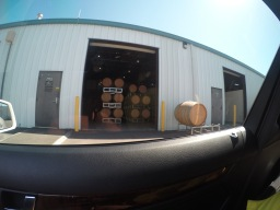 Pacific Coast Highway Stop 3: City of Lompoc's wine warehouses
