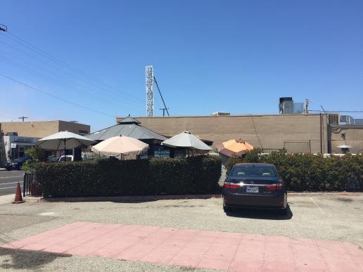 Pacific Coast Highway Stop 1: Breakfast at Peet's Breakfast House