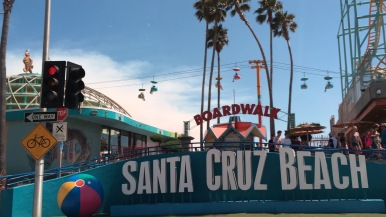 Pacific Highway Road Trip: Day 3 Santa Cruz | Beach & Boardwalk